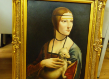 Lady With the Ermine - Leonardo da Vinci