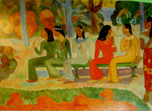 Ta Matete - Paul Gauguin