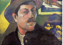 Selfportrait - Paul Gauguin